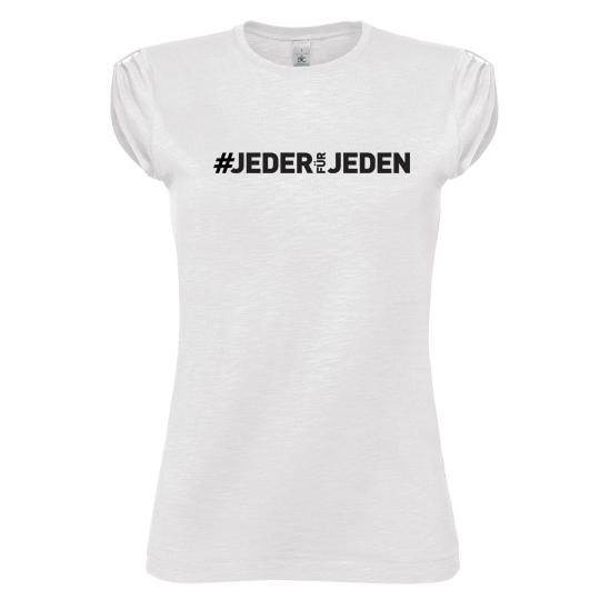 EM-Damen-Shirt #JederFürJeden Design 4