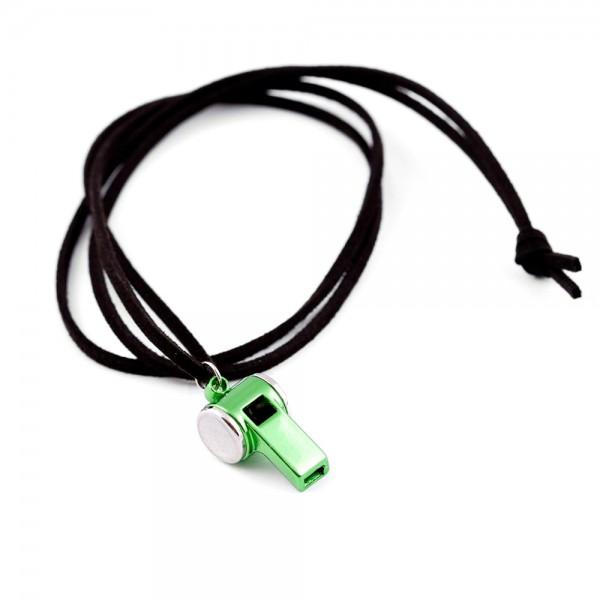 Halskette Schiri grün by 12teFRAU