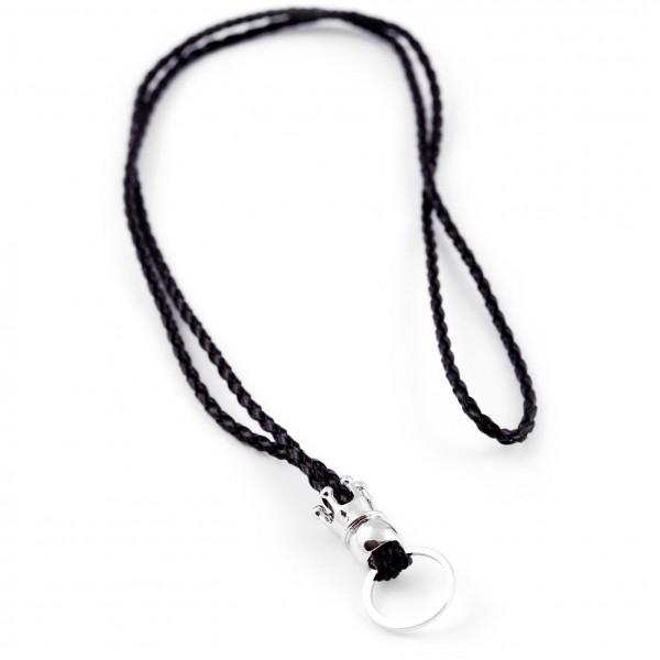 Halskette Ballkönigin klein by 12teFRAU