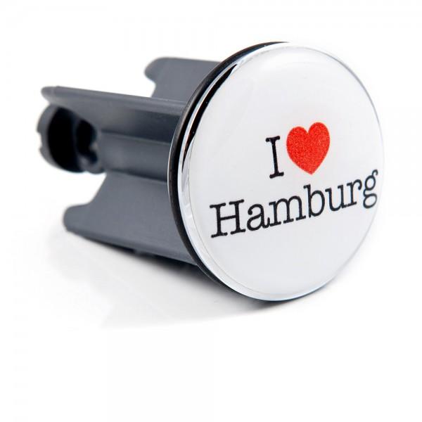 Plopp I love Hamburg by 12teFRAU