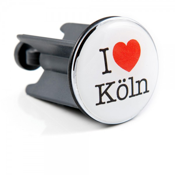 Plopp I love Köln by 12teFRAU