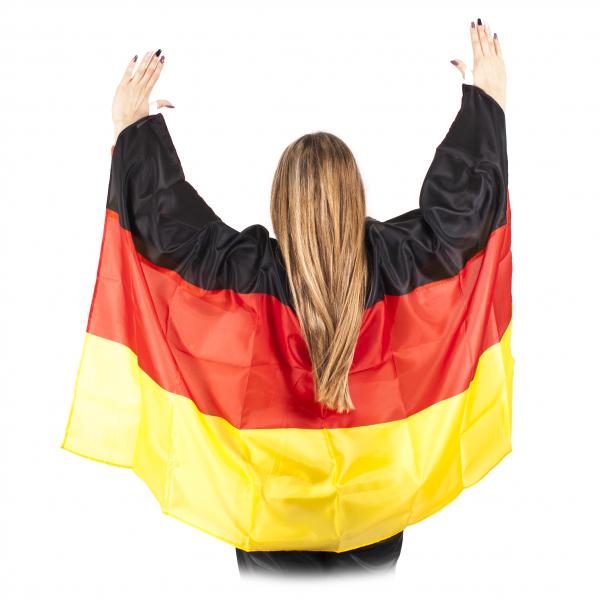 Bodyflag Weltmeister 12te Frau 12teFrau Schmuck Fußball EM WM jdrfürjdn jeder für jeden