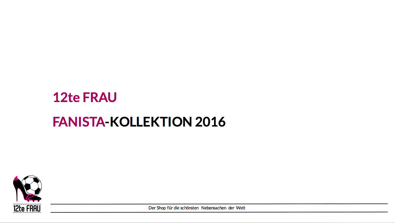 12teFrau_Lookbook_2016_Cover