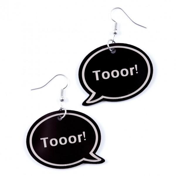 "Ohrring ""Tooor!"""