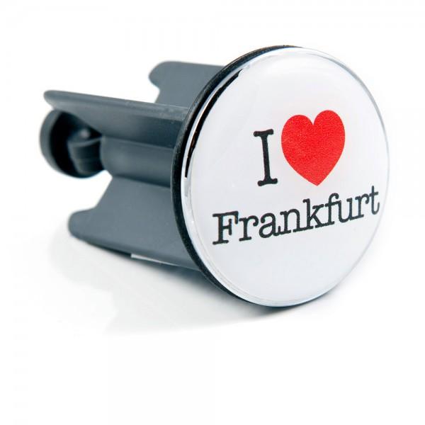 Plopp I love Frankfurt by 12teFRAU