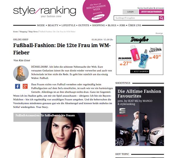 Style-Ranking
