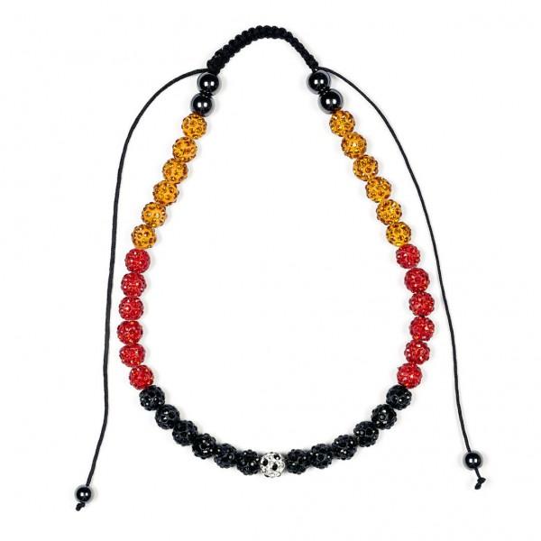 Shamballa Halskette Glückstreffer by 12teFRAU